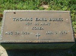 Thomas Earl Burks