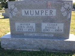 Zora Elizabeth <i>Trostle</i> Mumper