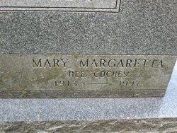 Mary Margaretta <i>Cockey</i> Libitsky
