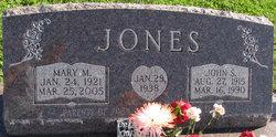 Mary Marie Jones