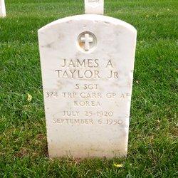 James A Taylor, Jr