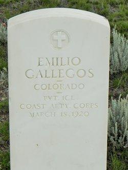 Emilio Gallegos