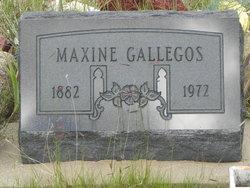 Maria Maxima Maxine <i>O'Cana</i> Gallegos