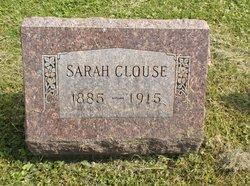 Sarah <i>Snider</i> Clouse