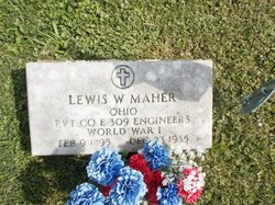 Lewis W Maher