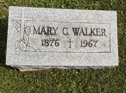 Mary C Walker