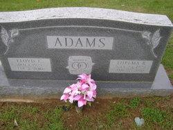 Thelma Rae <i>Sanders</i> Adams