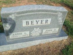 Addie <i>Brown</i> Beyer