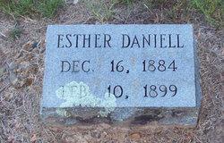 Esther Daniell