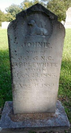 Johnnie Applewhite