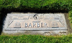 Claudia May <i>Massey</i> Barber