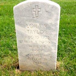 Lora V Taylor