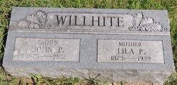 Lila Pearl <i>Wright</i> Willhite