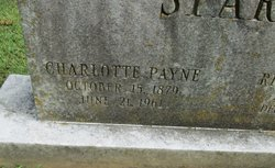 Charlotte Payne Sparks