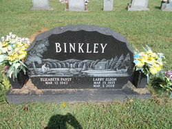 Elizabeth Pansy <i>Miller</i> Binkley