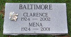 Clarence Eaton Baltimore