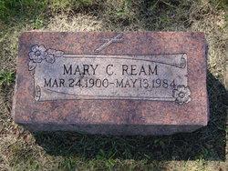 Mary C Ream