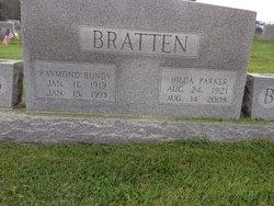 Hilda <i>Parker</i> Bratten