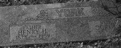 Henry H. York