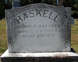 Anna E Haskell
