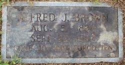 Alfred Jordan Brown