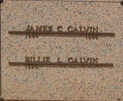 Billie <i>Rech</i> Calvin