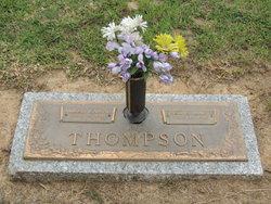 Fredia Marie <i>Patrick</i> Thompson