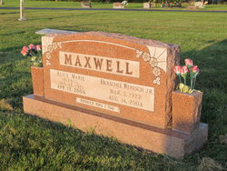 Alice Marie <i>Murrell</i> Maxwell