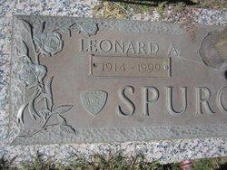 Leonard Alonzo Spurgeon