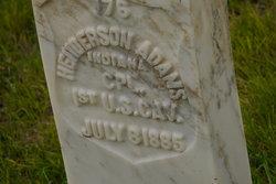 Corp Henderson Adams