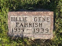 Billy Gene Parrish
