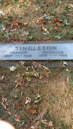 Florence <i>Van Epps</i> Singleton