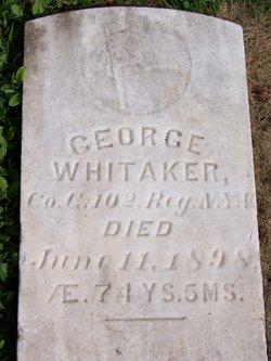 Pvt George C. Whitaker