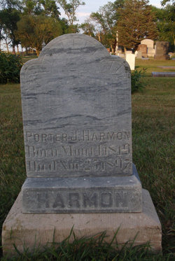 Porter Joseph Harmon