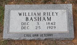 William Riley Basham