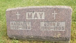 John O. May