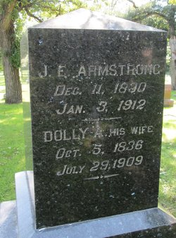 Dolly Ann <i>DeMott</i> Armstrong