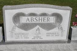 Marybelle <i>Holmes</i> Absher