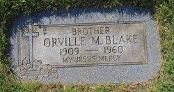 Orville M. Jerry Blake