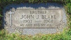 John J Blake
