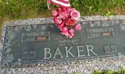 Virginia Thelma <i>Lytton</i> Baker