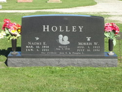 Morris W Holley
