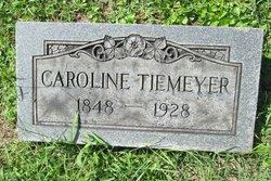 Caroline <i>Menning</i> Tiemeyer