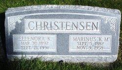 Marinus K.M. Christensen