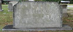 Minnie Barbara <i>Sockwell</i> Buchanan