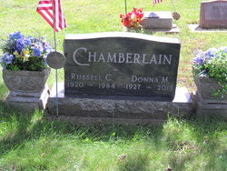 Donna Marie <i>McAdam</i> Chamberlain