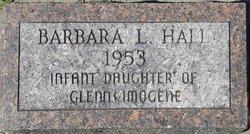 Barbara L. Hall
