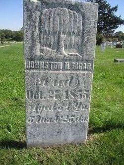 Johnston Edgar