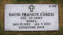 David Francis Cargo