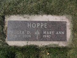 Roger Donald Hoppe